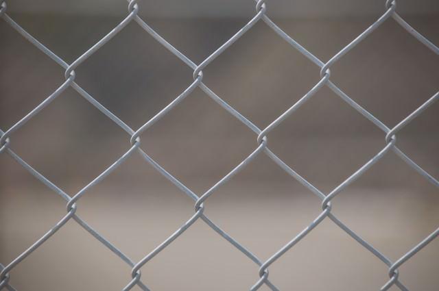 フェンスの写真