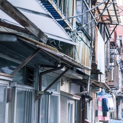 「古い住宅」の写真素材