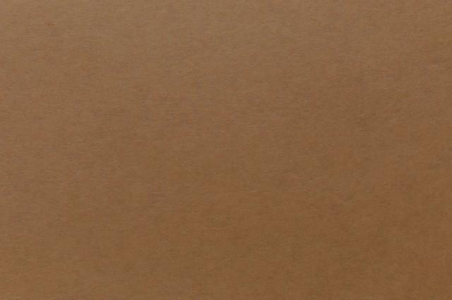 茶色い紙のテクスチャーの写真