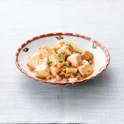 「麻婆豆腐」の写真素材
