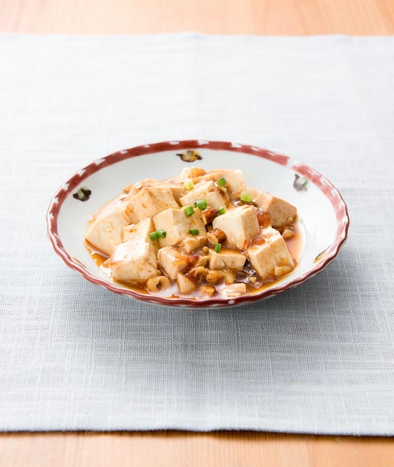 「麻婆豆腐」の写真