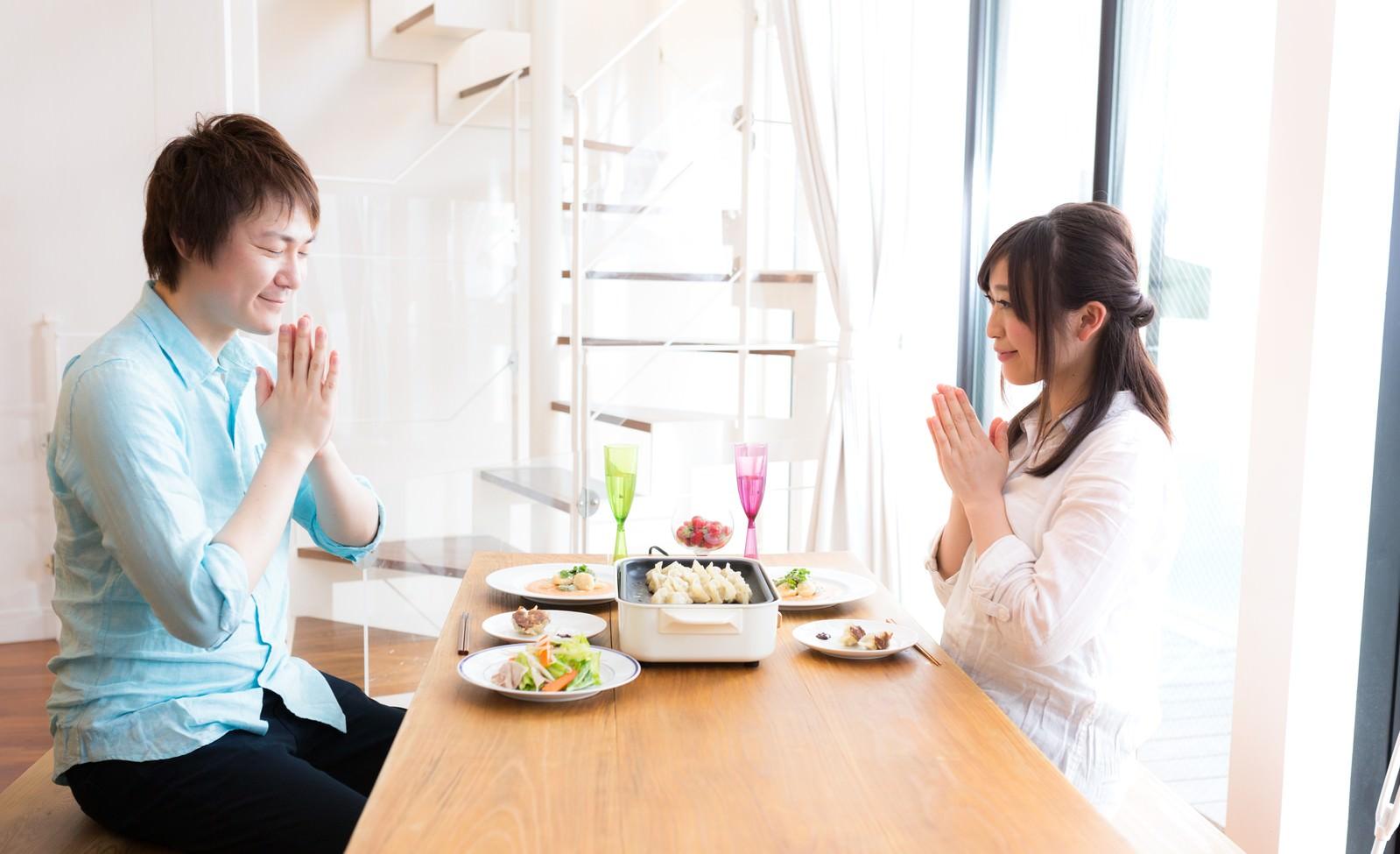 日本人饭前饭后说【いただきます】【ごちそうさま】究竟有什么用?背后的深意惹人深思