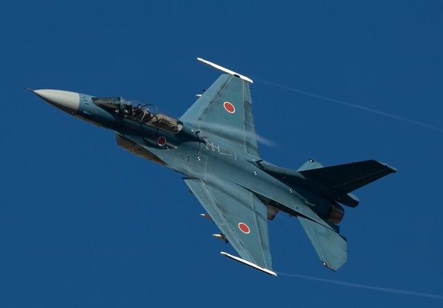 ADTW F-2B戦闘機の写真