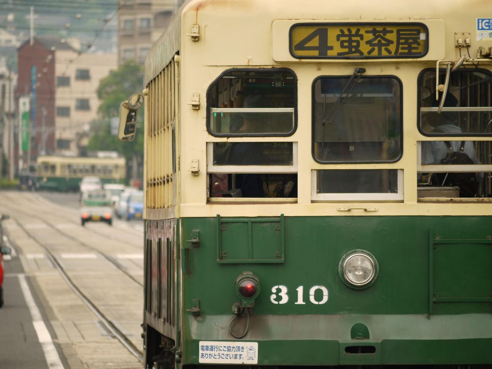 「路面電車」の写真