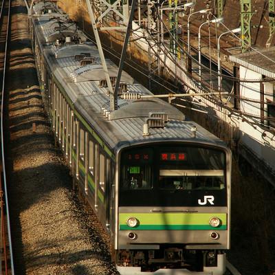 横浜線205系の写真