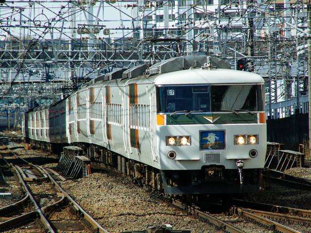 JR東日本管内の湘南ライナーの写真