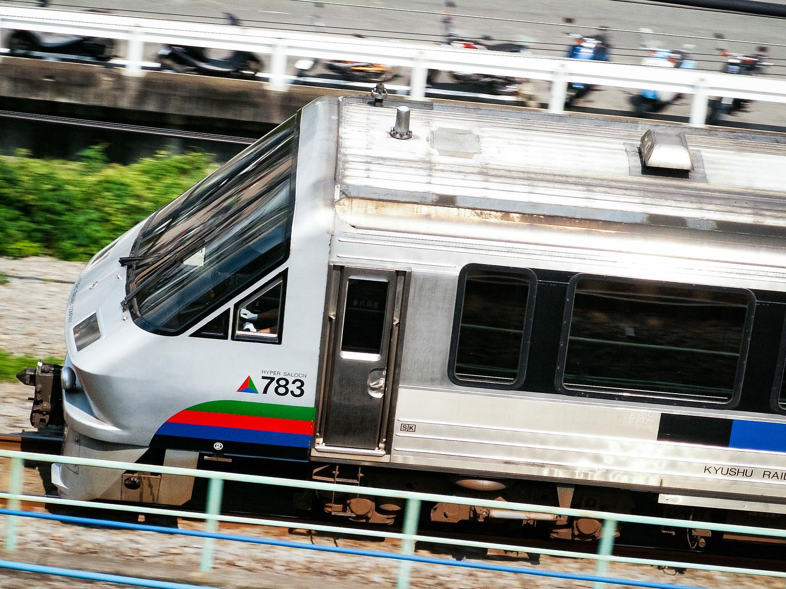 「長崎本線783系」の写真