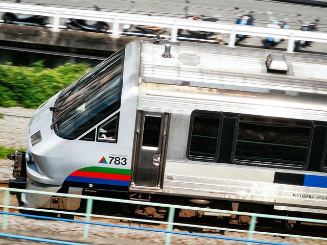 長崎本線783系の写真