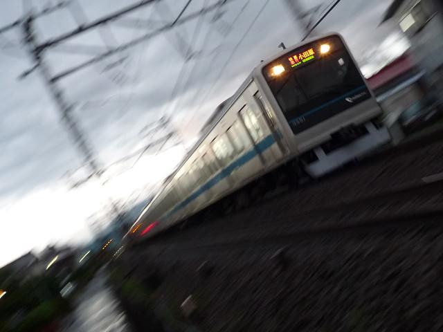 小田急快速!の写真