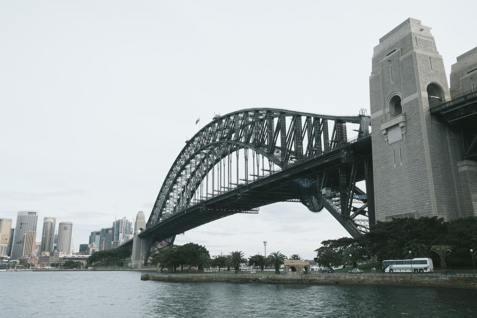 「ハーバーブリッジ(シドニー)」の写真