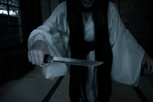 呪われた短刀を手に入れたの写真