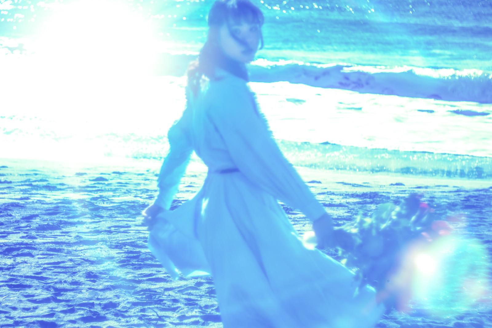 「思いを寄せた彼女との日々(回想)」の写真[モデル:Mizuho]