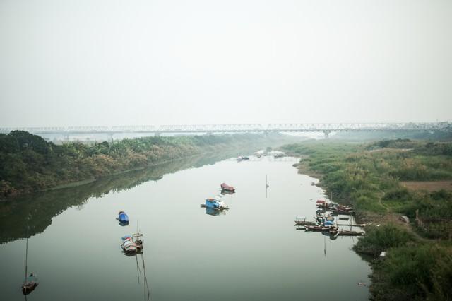 ソンホン川(紅河)の写真
