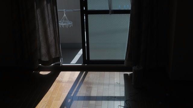 「ワンルームに引っ越し」のフリー写真素材