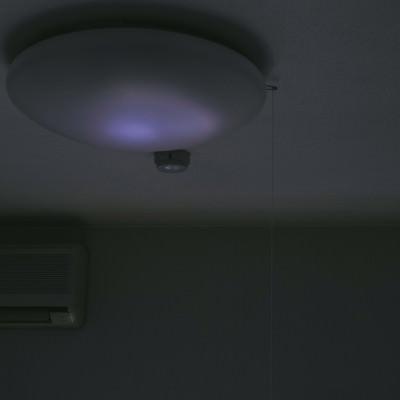 電気が止められた・・・の写真