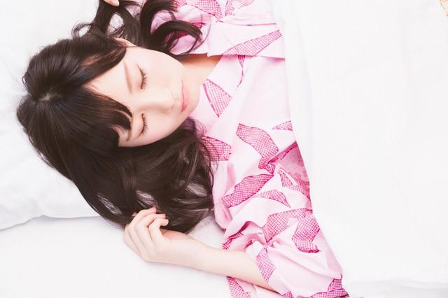 天使の寝顔の写真