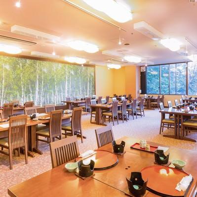 「食事会場」の写真素材