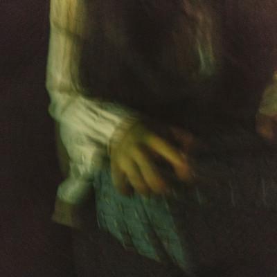 「ユルサナイ(怨念)」の写真素材
