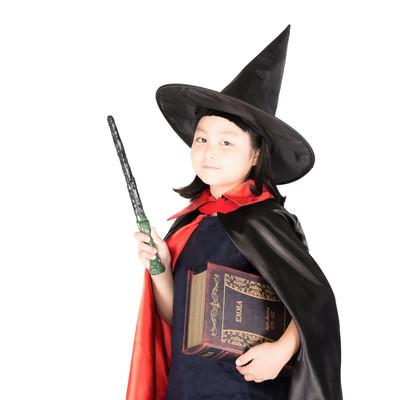 「魔法学校初等部」の写真素材