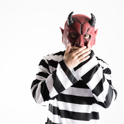 「えっ・・・」解雇宣告に声を失うお化け屋敷の派遣社員の写真
