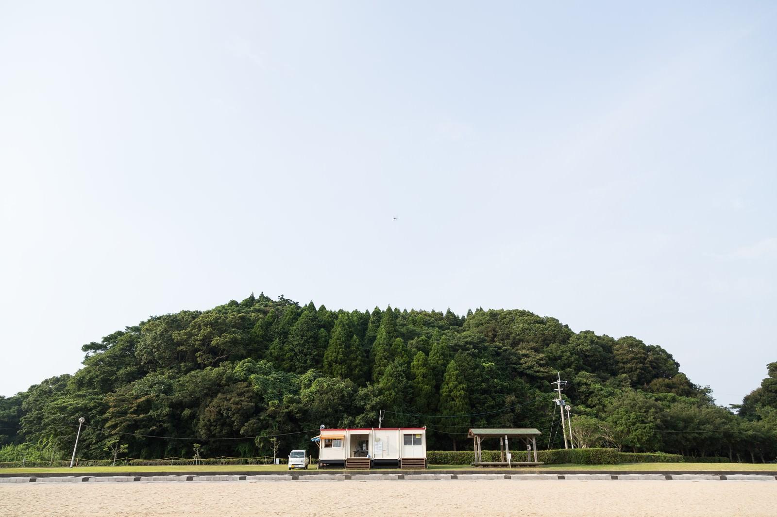 「イマリンビーチ(伊万里人工海浜公園)」の写真