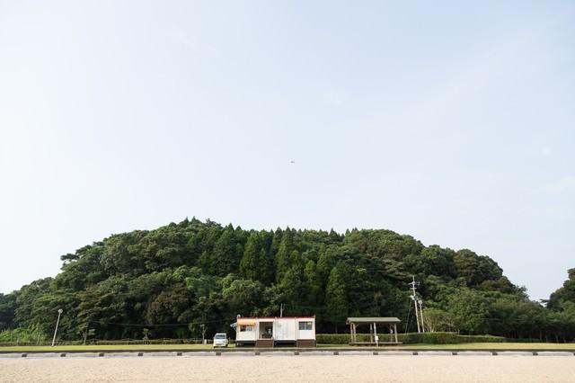 イマリンビーチ(伊万里人工海浜公園)の写真