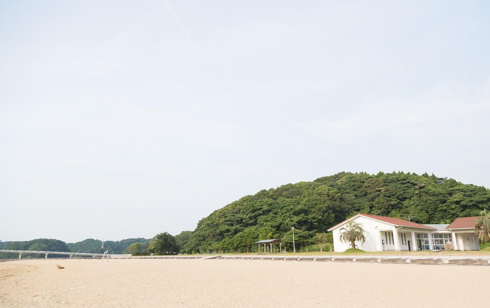 「伊万里人工海浜公園(砂浜)」の写真