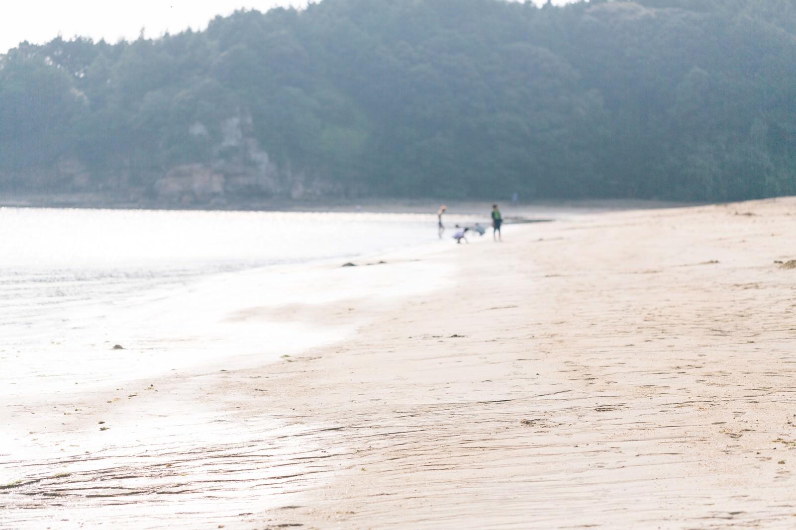 「伊万里市の観光スポット「イマリンビーチ」」の写真