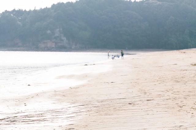 伊万里市の観光スポット「イマリンビーチ」の写真
