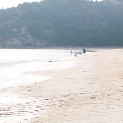 「伊万里市の観光スポット「イマリンビーチ」」の写真素材