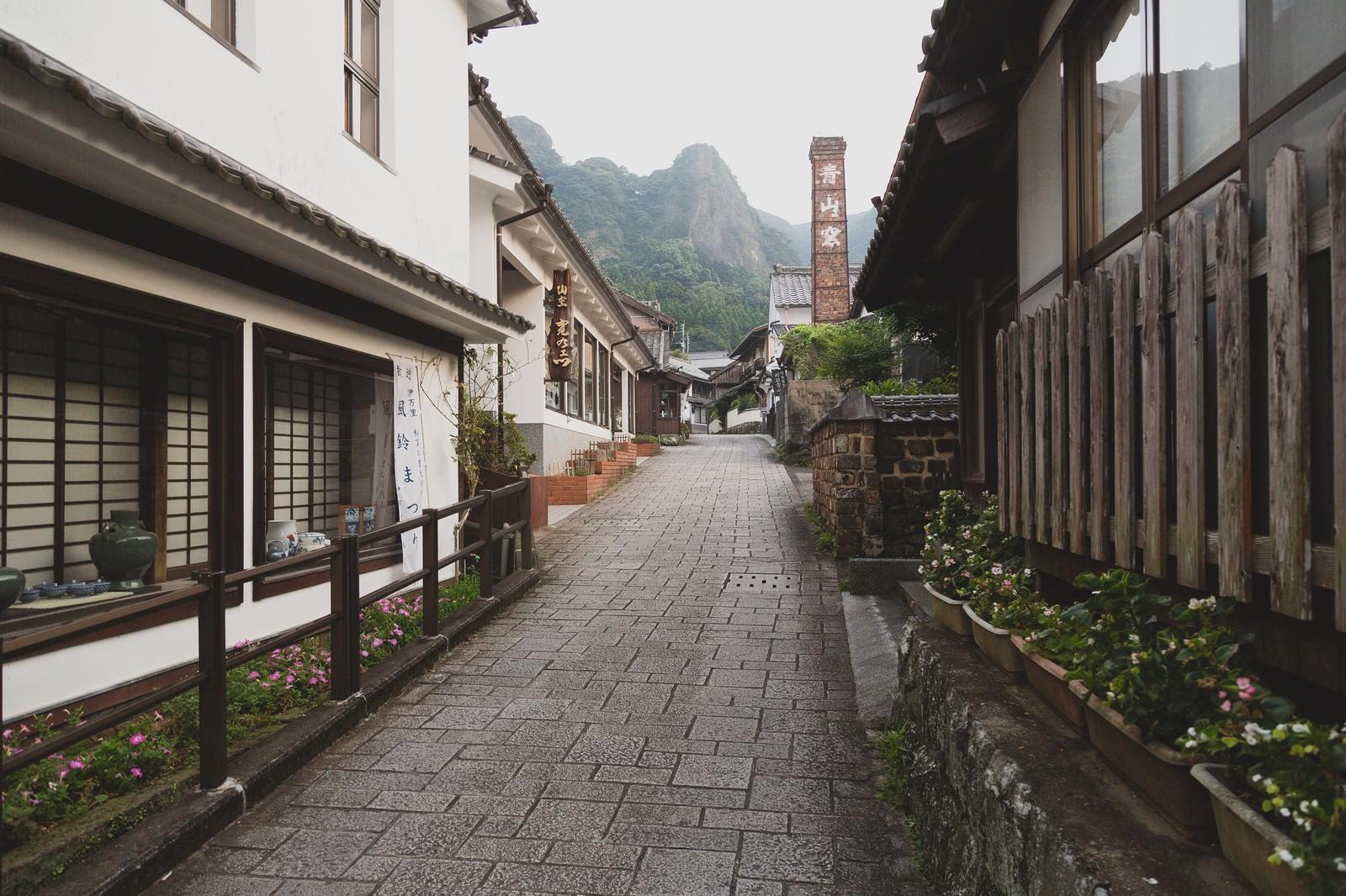 「鍋島探訪「大川内山」鍋島探訪「大川内山」」のフリー写真素材を拡大