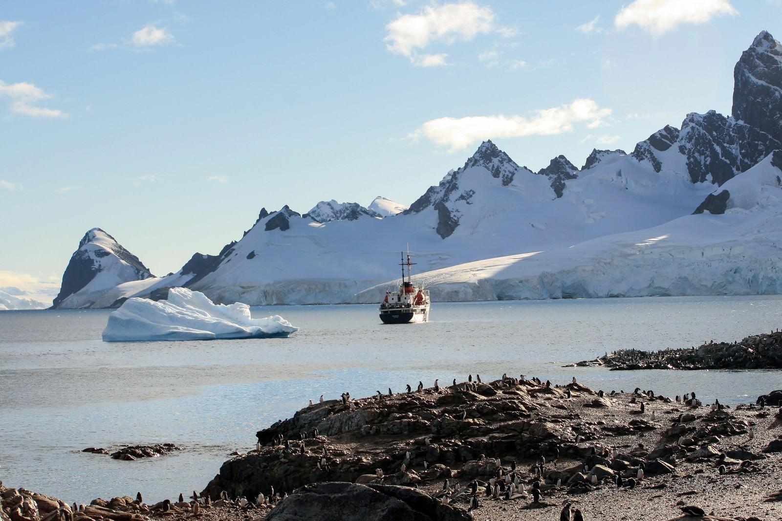「クーパービル島からの景色」の写真