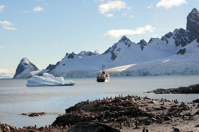 クーパービル島からの景色の写真