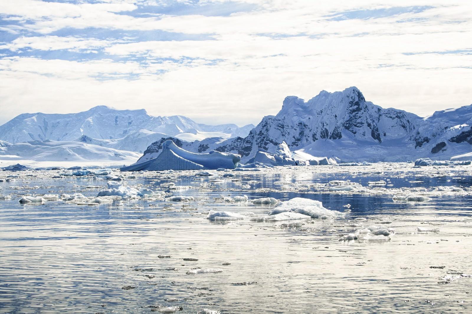「南極の風景」の写真