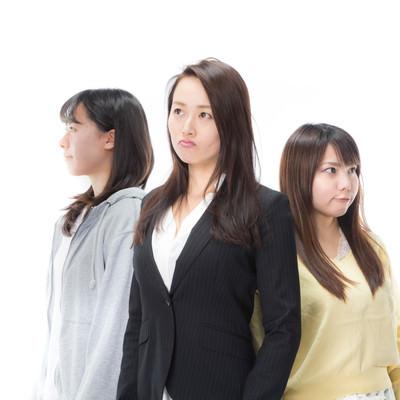 アイキャッチに使われまくるフリー素材女子三銃士を連れてきたよの写真