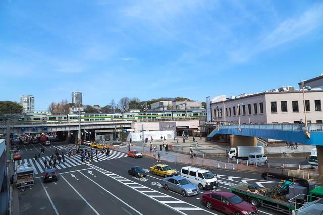 JR上野駅の写真
