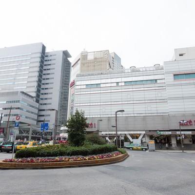 「目黒駅(西口ターミナル前)」の写真素材