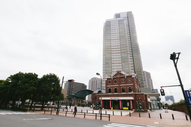 恵比寿ガーデンプレイス前の写真