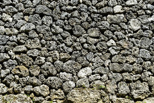 沖縄の石垣の写真