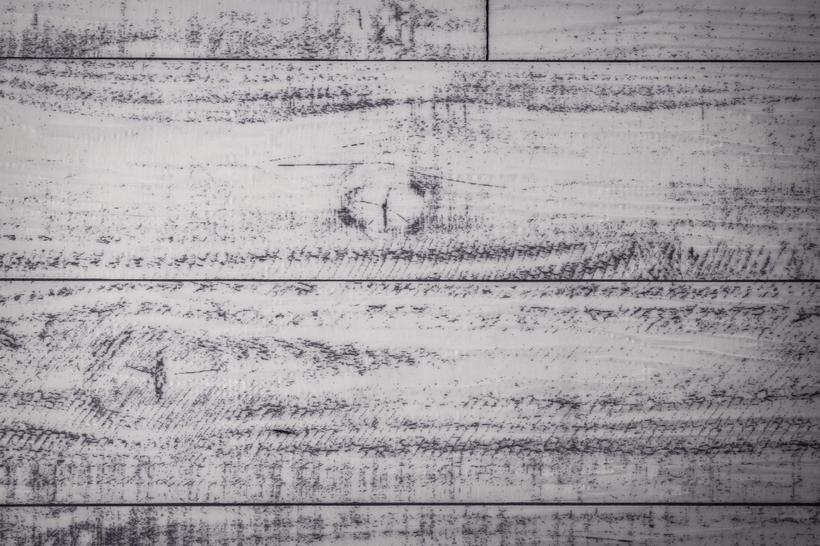 「白い木目板(テクスチャー)白い木目板(テクスチャー)」のフリー写真素材を拡大
