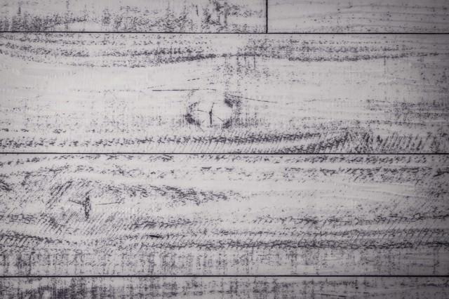 白い木目板(テクスチャ)の写真