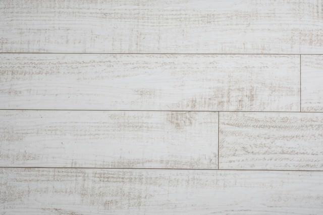 白い木目壁(テクスチャ)の写真