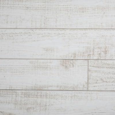 「白い木目壁(テクスチャー)」の写真素材