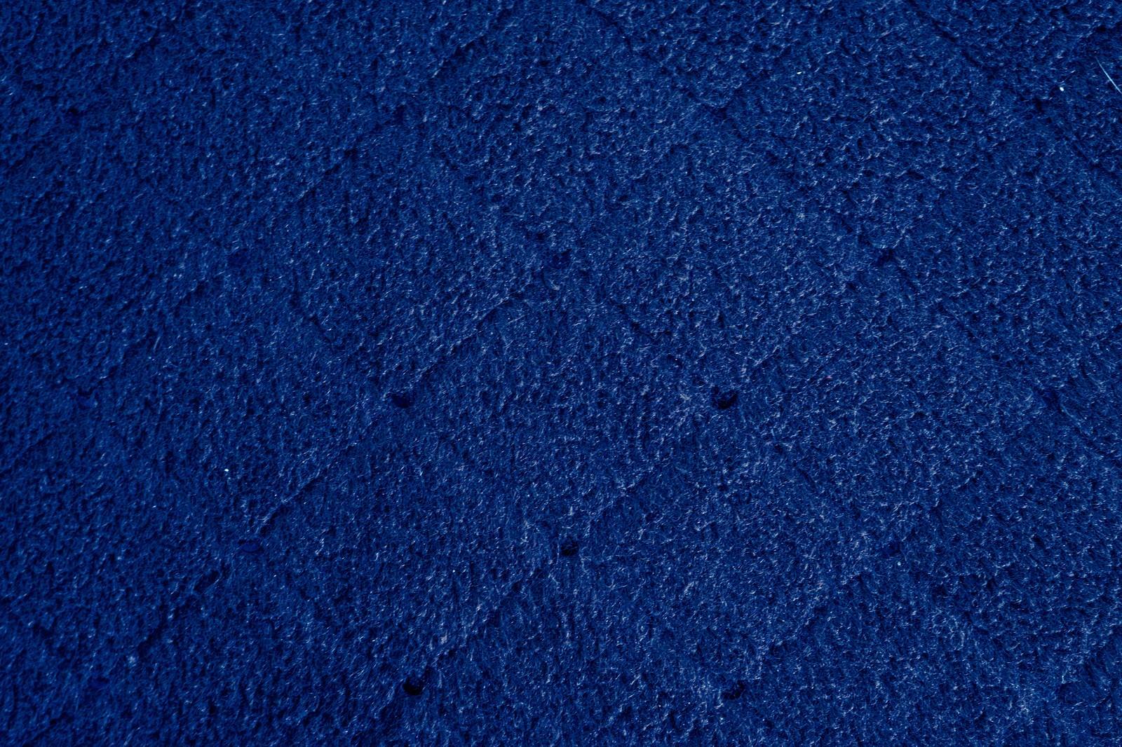 「吹付けタイル・ブルー」の写真