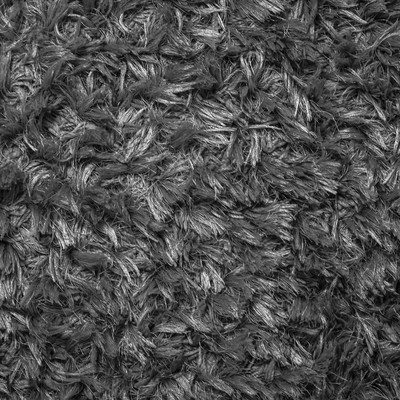 「モノクロの絨毯(テクスチャー)」の写真素材