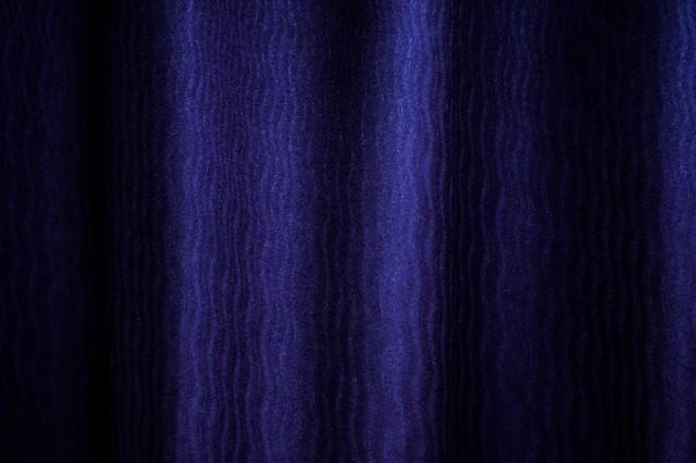 不気味な波模様(テクスチャ)の写真