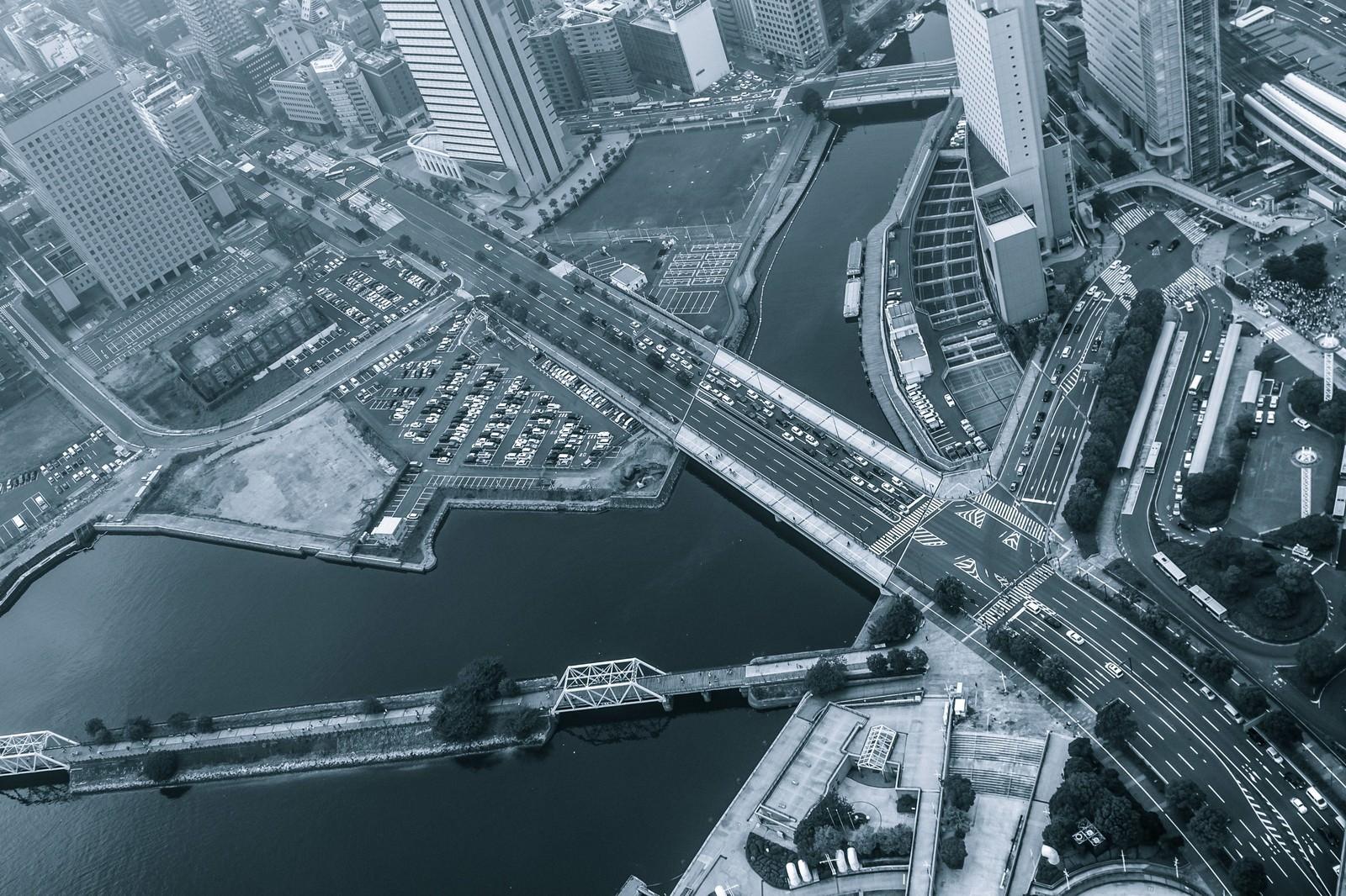 「都会の様子」の写真