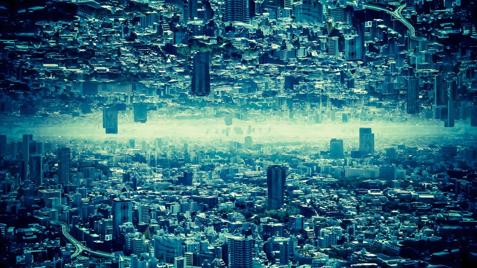 「消滅都市」の写真