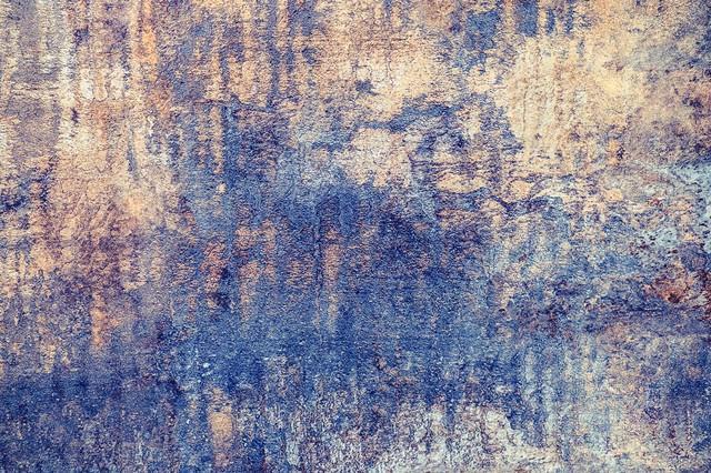 狂気の壁(テクスチャー)の写真