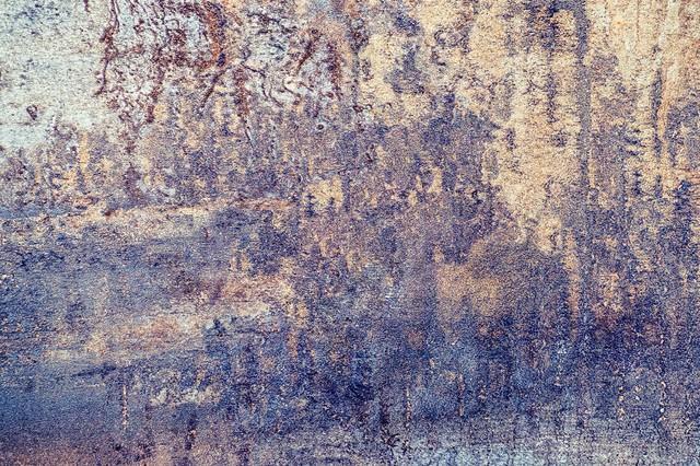 「廃れた壁のテクスチャー」のフリー写真素材